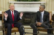 Tổng thống D Trump cáo buộc ông Barack Obama nghe trộm điện thoại