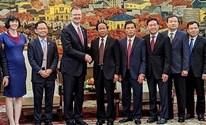 Đại sứ đặc mệnh toàn quyền Mỹ tại Việt Nam thăm và làm việc tại Hải Phòng