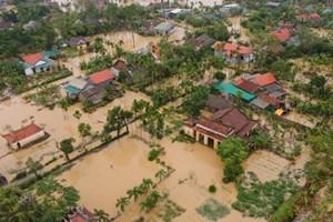 Hoa Kỳ viện trợ 100 000 USD giúp Việt Nam ứng phó thiên tai