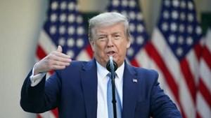 """Tổng thống trump  Nếu thua, """"tôi có thể sẽ phải rời khỏi đất nước"""""""