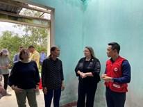Mỹ hỗ trợ các nỗ lực khắc phục thiên tai của Việt Nam