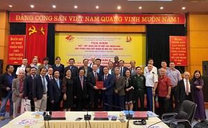 Vai trò của giao lưu, hợp tác nhân dân từ Tân Trào năm 1945 tiếp tục đóng góp vào thúc đẩy quan hệ đối tác toàn diện