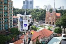 Khách hàng tại Hồ Chí Minh chuẩn bị được sử dụng 5G từ nhà mạng MobiFone