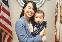 Cô gái gốc Việt 25 tuổi làm nên lịch sử khi trở thành thị trưởng ở California