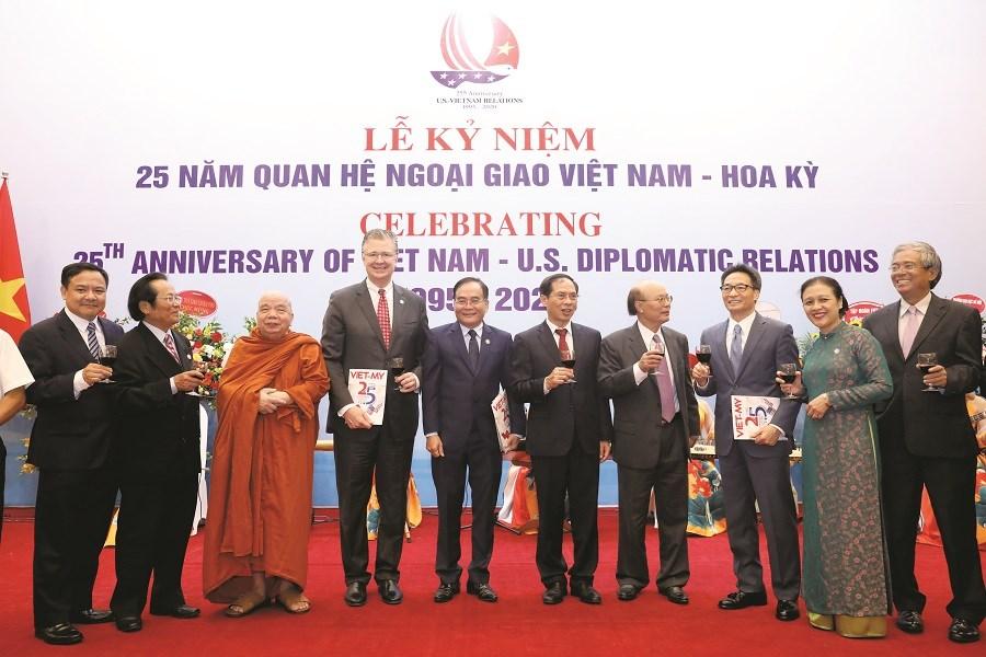 Hội Việt Mỹ năm 2020: Chủ động, thích ứng và linh hoạt
