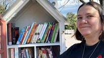 Người phụ nữ Mỹ ước mơ tặng một triệu cuốn sách cho cộng đồng