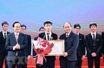 10 gương mặt trẻ tiêu biểu Việt Nam năm 2020 là ai?