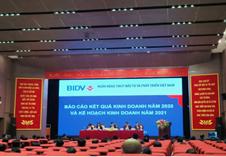 ĐHCĐ Ngân hàng BIDV Dự kiến phát hành 830 triệu cổ phần tăng vốn, mục tiêu lợi nhuận 13 000 tỷ đồng