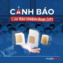 Nhà mạng Việt Nam khuyến cáo hành vi lừa đảo nâng cấp sim 4G