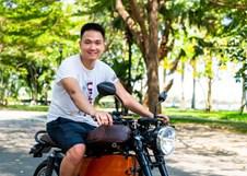Startup xe máy điện Dat Bike thành công gọi vốn được 2,6 triệu USD