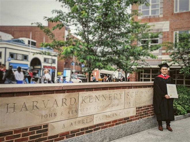 9X Việt tốt nghiệp thạc sĩ tại Mỹ chia sẻ trải nghiệm đắt giá khi học ở Harvard