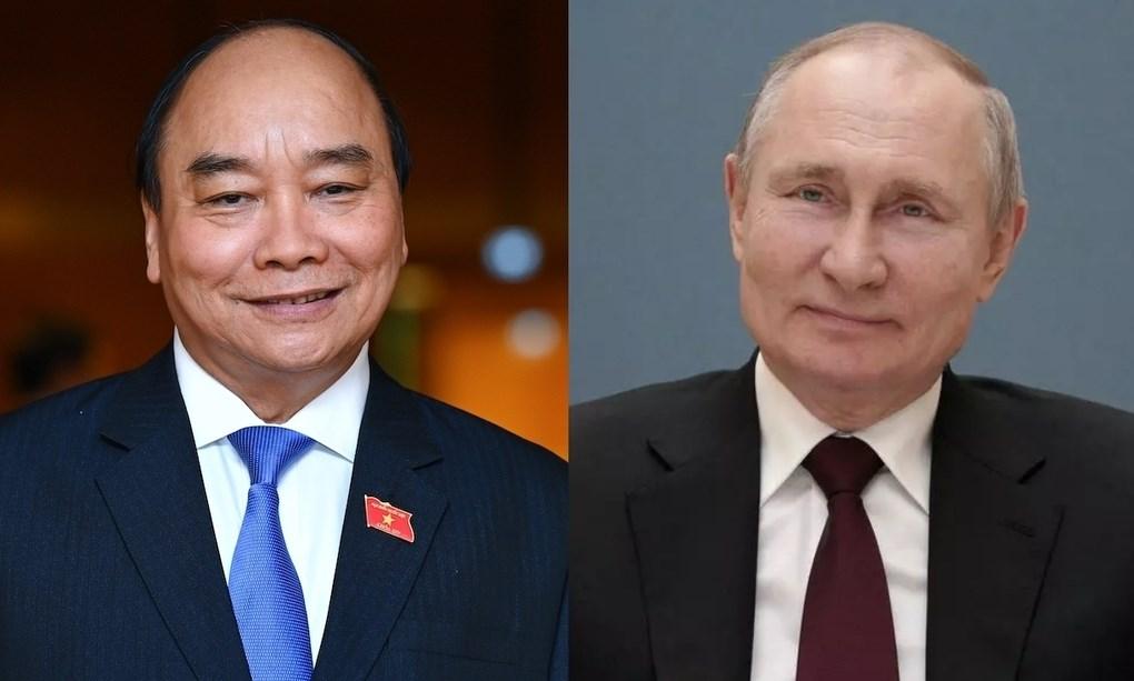 Chủ tịch nước gửi thư đến Tổng thống Putin, mong ưu tiên tiếp cận vắc xin Nga