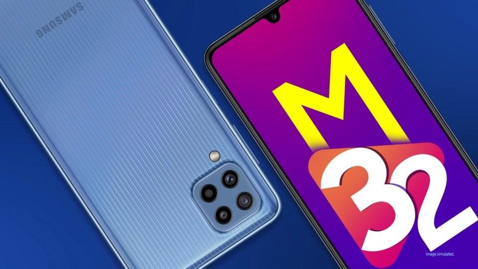 Samsung ra Galaxy M32 chuyên gaming và xem phim, giá 6,3 triệu đồng