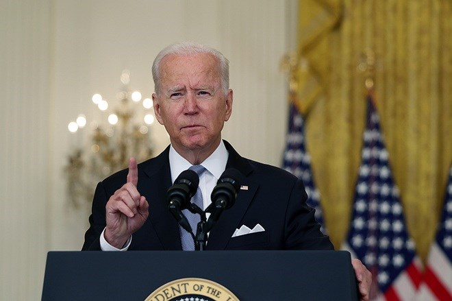 Tổng thống Joe Biden: Đã đến lúc để Mỹ thoát khỏi cuộc xung đột kéo dài 20 năm qua