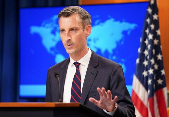 Mỹ nêu điều kiện để công nhận chính quyền của Taliban