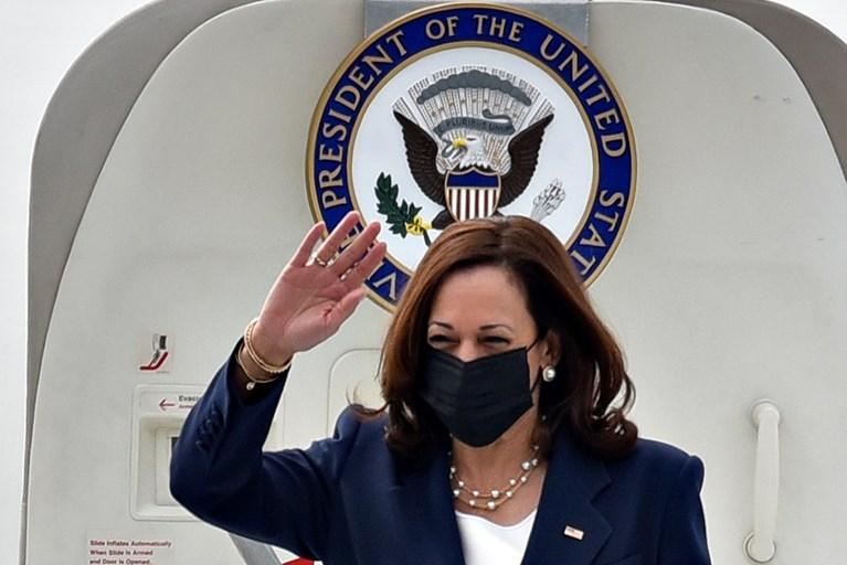 Phó Tổng thống Mỹ Kamala Harris  đã đến Hà Nội