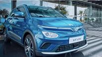 VinFast chính thức ra mắt mẫu xe điện VF e34