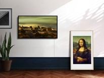 Samsung ra mắt TV The Frame phiên bản nhỏ
