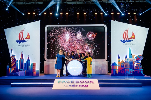 """Facebook launches first """"Facebook for Vietnam"""" campaign"""