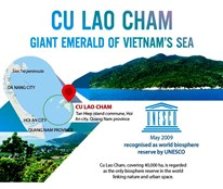 Cu Lao Cham: Giant emerald of Vietnam