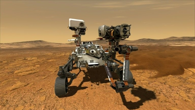 Mars-bound: NASA's life-seeking rover Perseverance set for launch