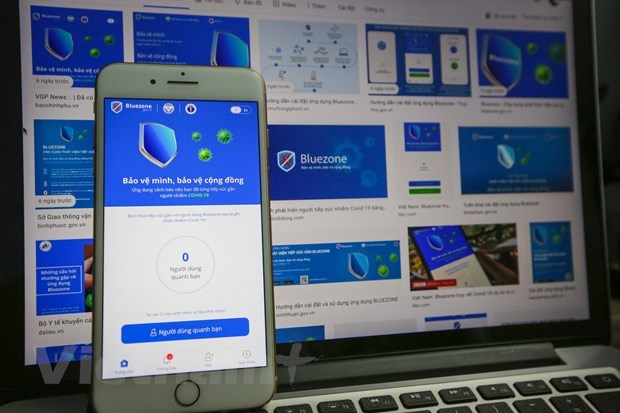 Locally-developed tracing app Bluezone tops 20 million downloads
