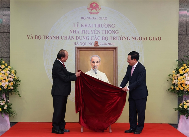 Diplomatic sector told to keep up good work on its founding anniversary
