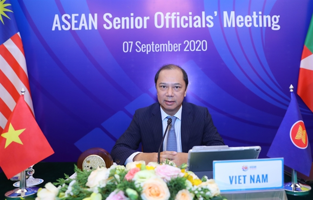 ASEAN should maintain commitment and solidary amid COVID-19 pandemic: Deputy FM