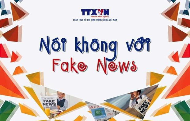 Vietnam News Agency's anti-fake news project wins international prize