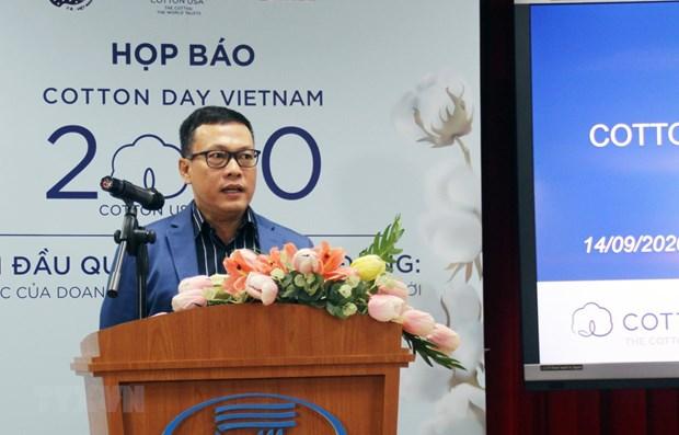 Cotton Day 2020 to promote Vietnam-US trade exchange