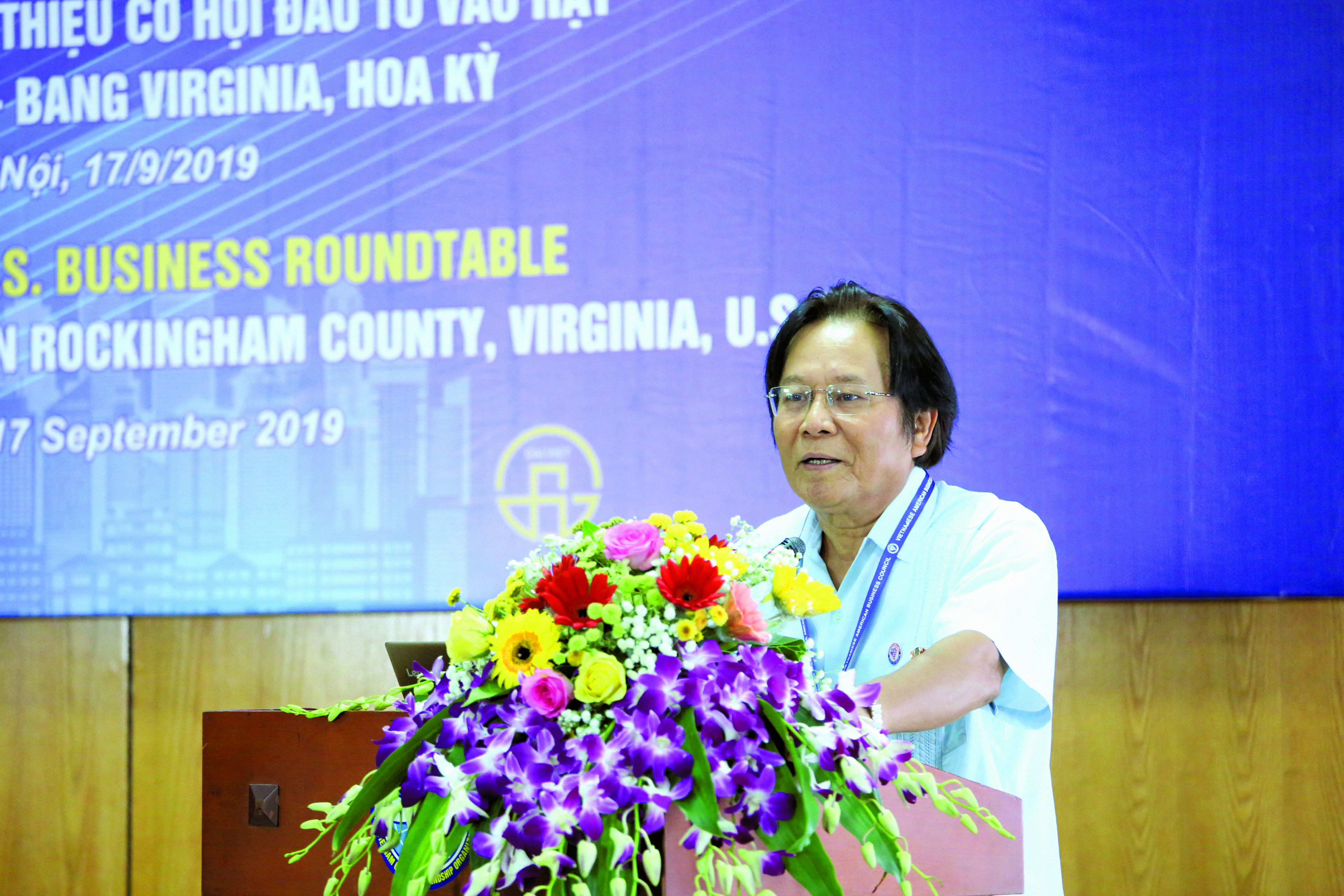 Contributions to fostering the relationship between Vietnam and the USA
