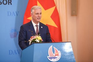 National Security Advisor Robert C O Brien  We are deeply invested in a strong and prosperous Vietnam