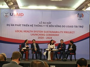 USAID launches new project to help Vietnam end HIV AIDS, TB by 2030