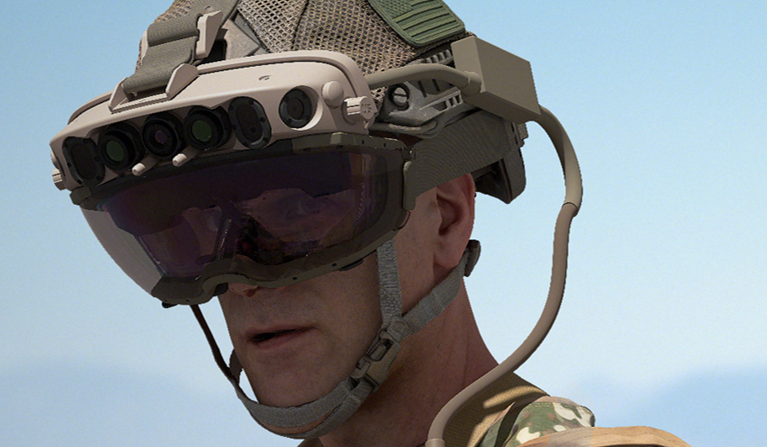 Microsoft gets contract worth up to $22 billion to outfit US Army with 120,000 AR headsets