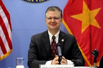 """Ambassador Daniel Kritenbrink: The Vietnam - US relation will be further developed because Vietnam is """"one of the best friends of the United States"""""""