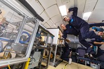 Zero-gravity space fridge could keep astronaut food fresh for years