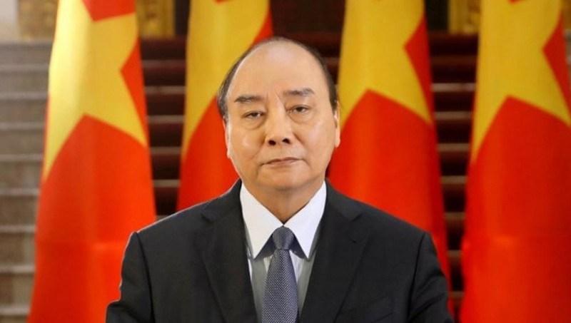 Vietnamese President Nguyen Xuan Phuc asks Biden for COVID-19 vaccine support